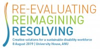 Free NDS/WIC Event: Re-Evaluating, Reimagining, Resolving - Creative Solutions for a Sustainable Disability Workforce