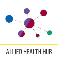 New Allied Health Hub icon