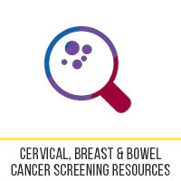 cancer screening resources