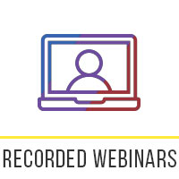 NDP recorded Webinars
