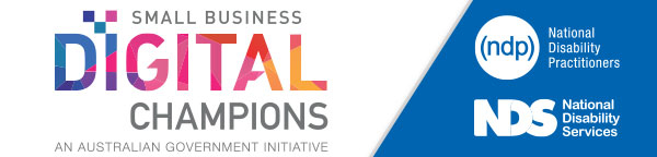 Small Business Digital Champions banner