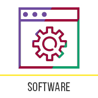 Software NDP icons