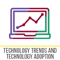 Tech trends NDP icons