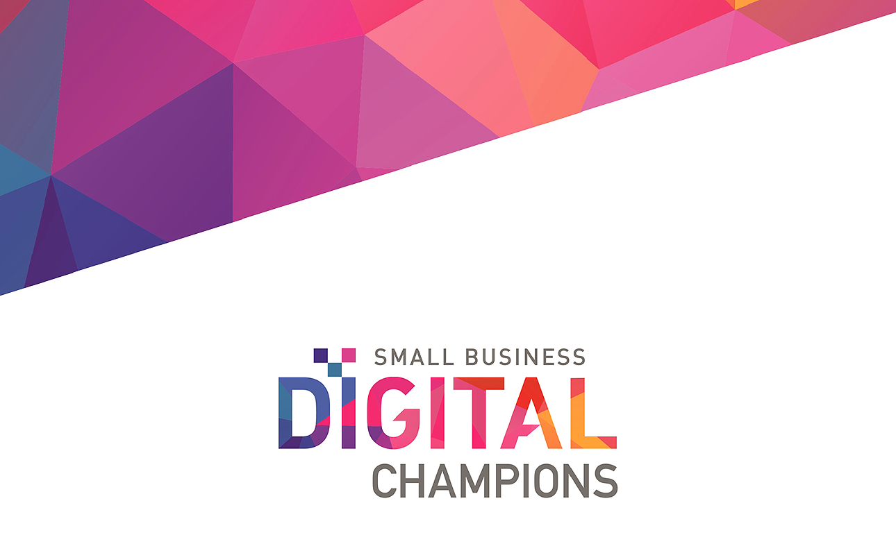 Small Business Digital Champions Project logo